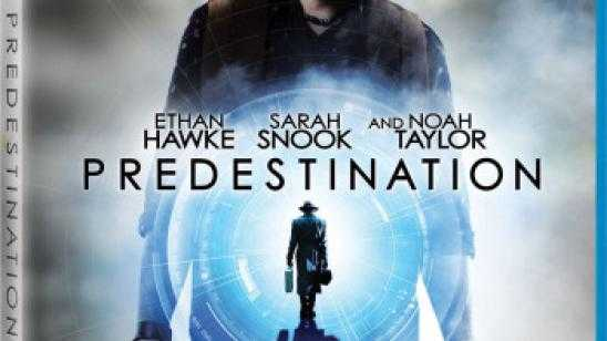 Predestination Blu-ray / DVD Release Date Details and Art