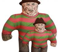 Jason Voorhees and Freddy Krueger Pillows From Horror Decor