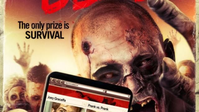CONtvs Fight of the Living Dead TV Series Poster and Details