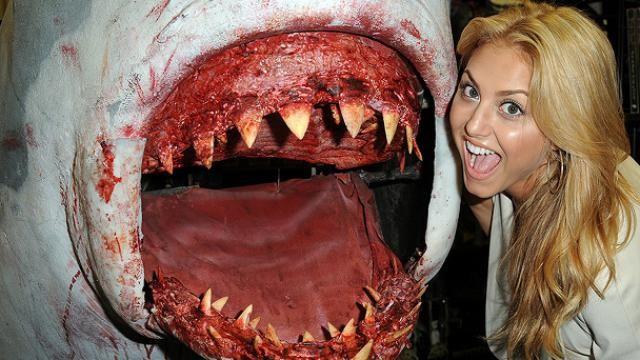 Cassie Scerbo Returning in Syfys Sharknado 3 (2015)
