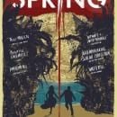 New International Poster for Spring (2014) Movie - Lovecraft Touch