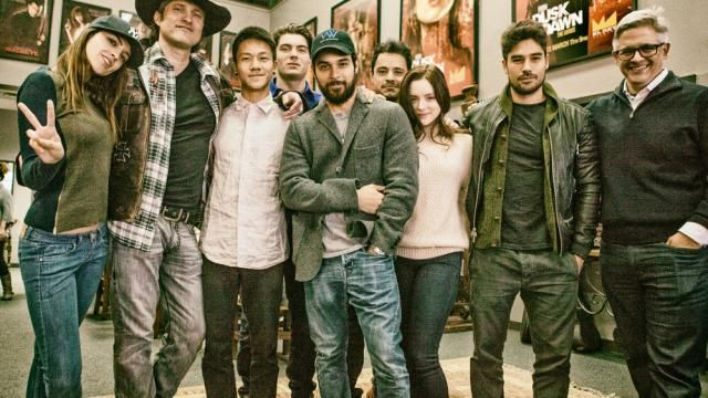 El Reys From Dusk Till Dawn Season 2 Started Production Today
