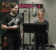 Sarah Michelle Gellar Cast in Star Wars Rebels