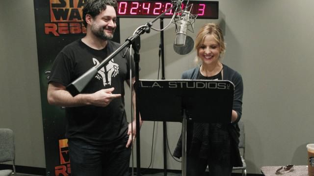 Sarah Michelle Gellar Cast in Star Wars Rebels