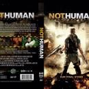 Not Human DVD Release Date Details and Cover Art