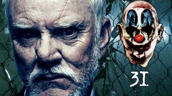 Malcolm McDowell Joins Rob Zombies 31 Horror Movie Cast