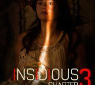 New Movie Poster for 'Insidious: Chapter 3' with Terrified Stephanie Scott