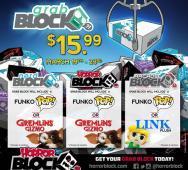 New 'Grab Block' Box from the Makers of Horror Block / Nerd Block