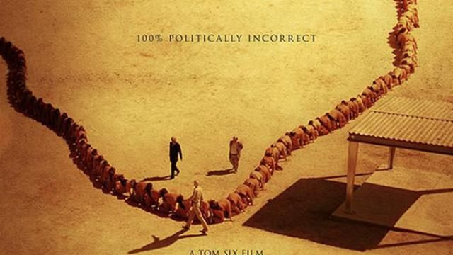 The Human Centipede III (Final Sequence) (2015) - 100% Politically Incorrect Poster