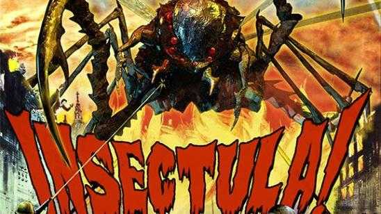 Mike Petersons Insectula! (2015) DVD / VOD Release Date Details