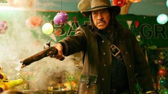 El Reys From Dusk Till Dawn Season 2 - First Danny Trejo as The Regulator Photo