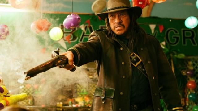 El Reys From Dusk Till Dawn Season 2 - First Danny Trejo as The Regulator Photo