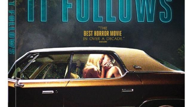 It Follows Blu-ray / DVD Release Date Details and Cover Art