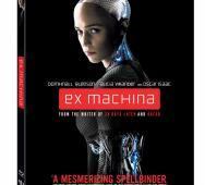 Lionsgate Releasing Ex Machina (2015) Blu-ray / DVD Release Date Details