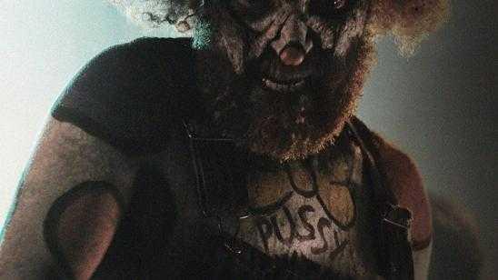 Rob Zombies 31 New Photo w/ David Ury as Schizo-Head
