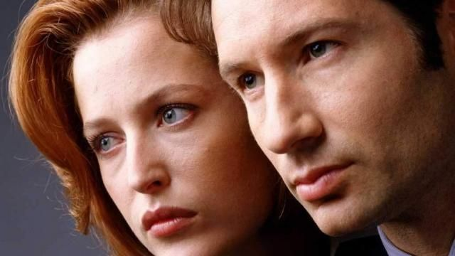 First Look at Mulder and Scully from X-Files Revival