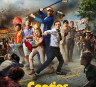 Zombie Film Cooties (2014) New Poster Looks Awesome!