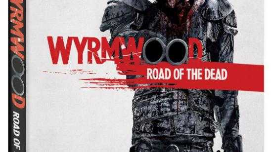 Scream Factory Releasing Wyrmwood: Road of the Dead Blu-ray / DVD Release Details / Art