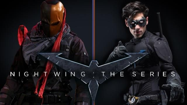 Awesome Complete Nightwing Web Series Season 1!