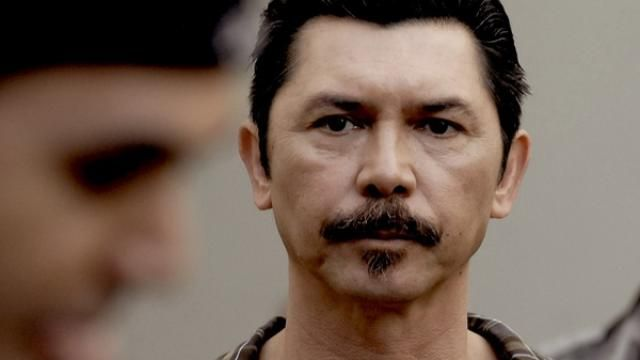 Lou Diamond Phillips is Serial Killer Richard Ramirez in THE NIGHT STALKER Movie