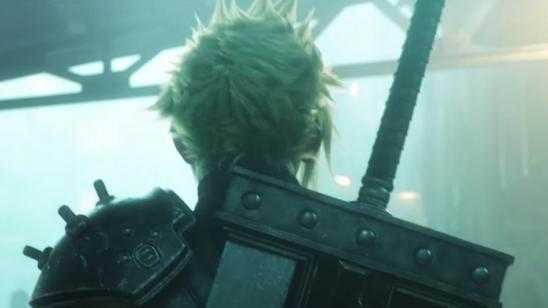 Square Enix FINAL FANTASY VII HD Remake - E3 2015