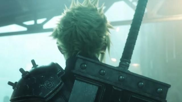Square Enix FINAL FANTASY VII HD Remake - E3 2015