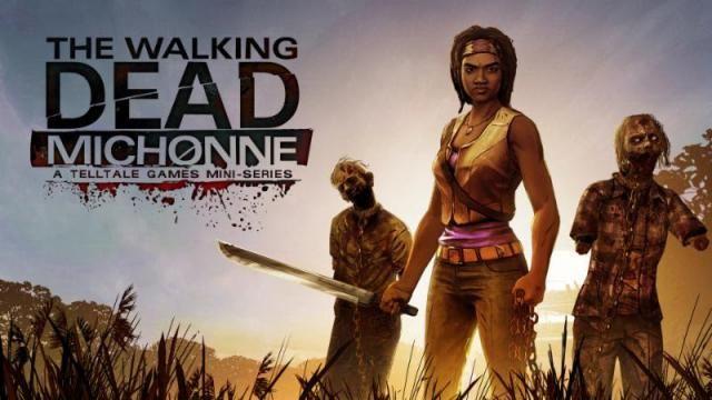 The Walking Dead: Michonne - A Telltale Games Mini-Series Confirmed at E3 2015!