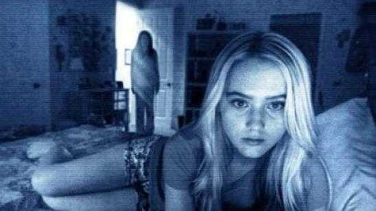 PARANORMAL ACTIVITY Virtual Reality Video Game in 2016!?