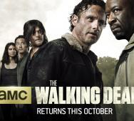 AMC THE WALKING DEAD SEASON 6 Key Art Reveal