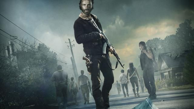 AMC THE WALKING DEAD SEASON 5 Blu-ray / DVD Release Date Details
