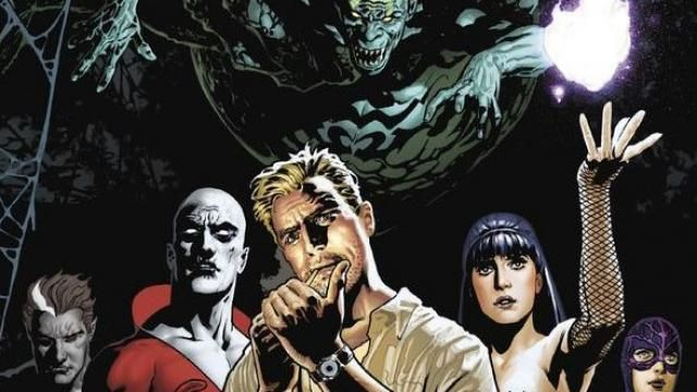 Guillermo del Toro / Warner Bros. No Longer w/ JUSTICE LEAGUE DARK