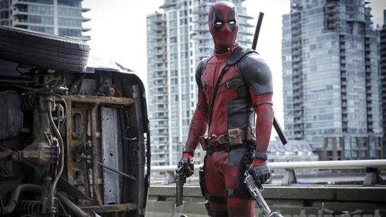 New Photo From DEADPOOL Movie