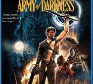 Scream Factory ARMY OF DARKNESS Collector Edition Blu-ray Release Date / Details