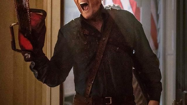 Starz ASH VS EVIL DEAD - 2 New Photos Revealed