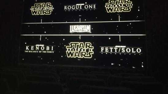Full Upcoming Star Wars Movie Lineup Leaked Online
