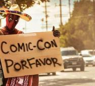 Deadpool Needs A Ride to San Diego Comic-Con 2015