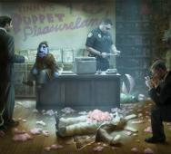 R-Rated Puppet Noir Movie THE HAPPYTIME MURDERS Back In Development