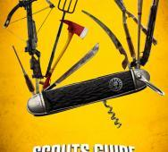 Scout's Guide to the Zombie Apocalypse (2015) - 4 New Zombie Clips
