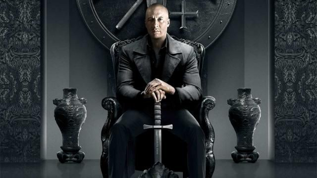 Vin Diesel THE LAST WITCH HUNTER - 2 New Comic-Con Posters