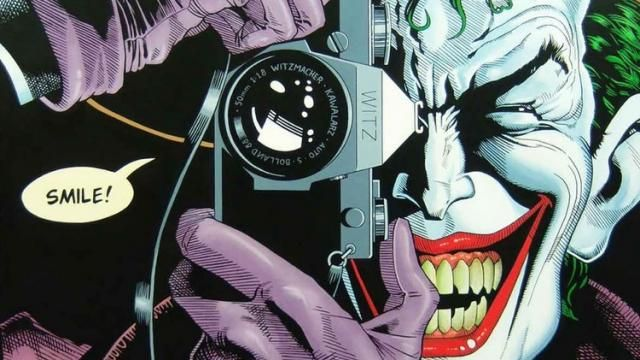 Batman: The Killing Joke Film Confirmed for 2016 Plus More Films
