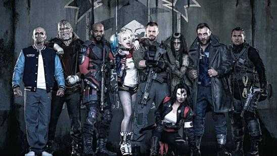 First Trailer for Suicide Squad Rocks / Batman and The Joker Cameos!
