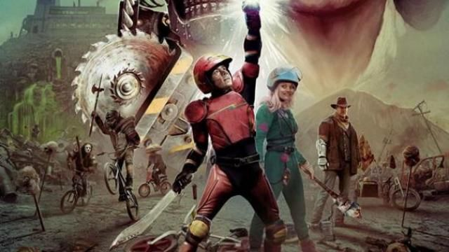 Turbo Kid Adds a New Poster