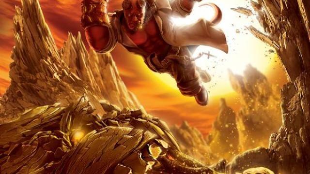 Hellboy III - Fan Made Poster / Guillermo del Toro Speaks on Hellboy 3