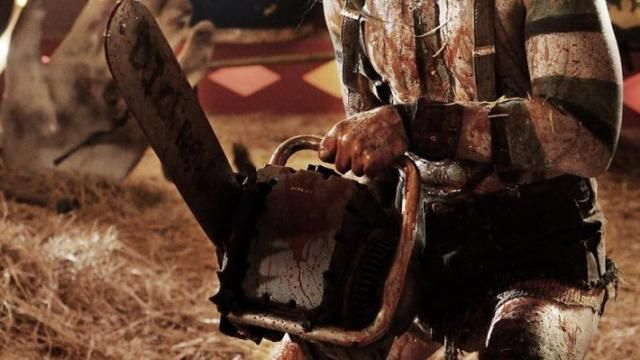 Rob Zombies 31 (2016) - First Lew Temple Movie Still