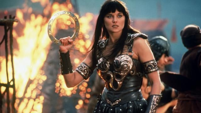 NBC Creating Xena Reboot TV Series - Rob Tapert, Sam Raimi, Lucy Lawless Attached!