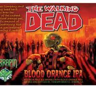 Official Walking Dead Beer - The Walking Dead Blood Orange Red India Pale Ale