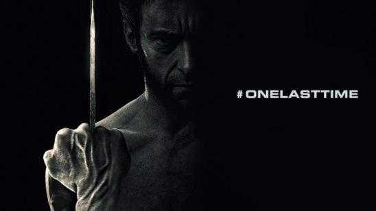 Hugh Jackman - Wolverine Teaser Poster