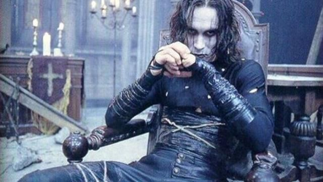 THE CROW Remake Production Shut Down
