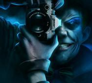 Fan Art of Mark Hamill as The Joker in BATMAN: THE KILLING JOKE Movie