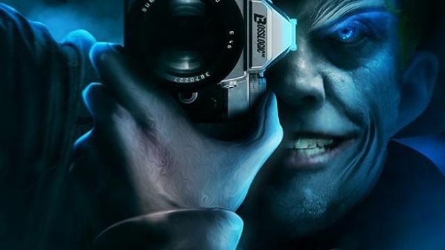 Fan Art of Mark Hamill as The Joker in BATMAN: THE KILLING JOKE Movie
